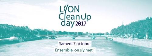 Lyon Clean-Up Day au parc de Miribel