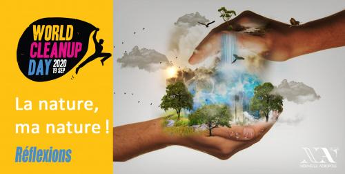 World Clean-Up Day : réflexions pour une nature plus propre