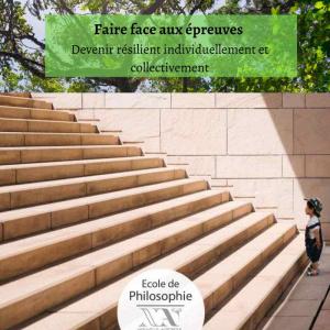 Conférence participative - Faire face aux épreuves