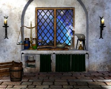 [Atelier d'été] : L'alchimie
