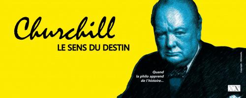 Conférence - Churchill, Le Sens du Destin
