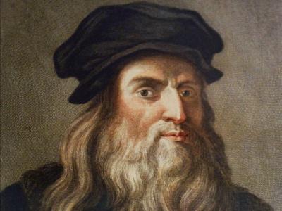 Léonard de Vinci :