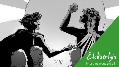 ELOKUENTZIA : Atelier d'éloquence et d'improvisation