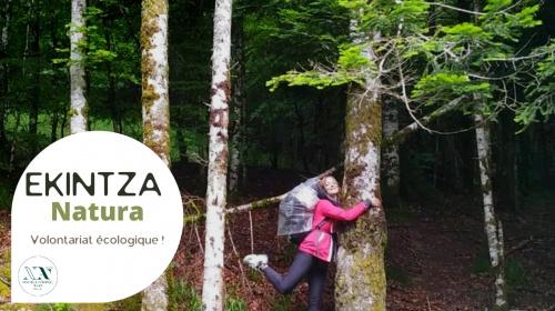 EKINTZA NATURA : Ramassage de déchet