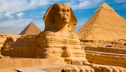 Conférence : LA MAGIE DE L'EGYPTE