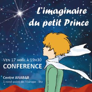 CONFERENCE : L'imaginaire du petit prince