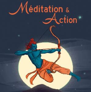 Soirée philo : méditation et action