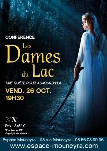 Conférence - Les Dames du Lac