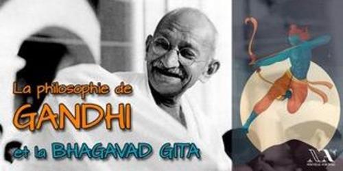 La philosophie de Gandhi : La Bhagavad Gita