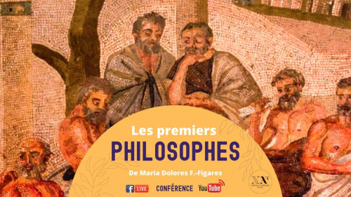 Les premiers philosophes - Conférence LIVE