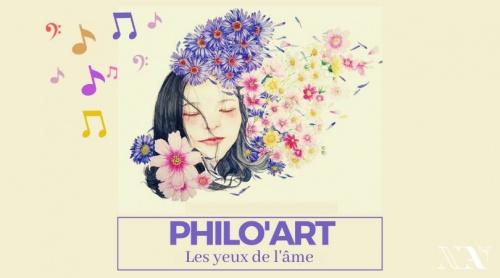 Philo'Art : les yeux de l'âme