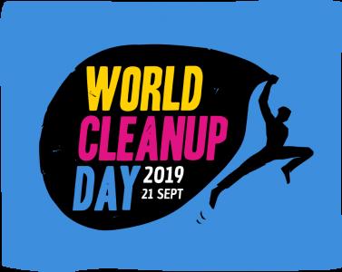 World Clean up Day : nettoyage des déchets à Toulouse