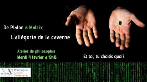 De Platon à Matrix : l'allégorie de la caverne