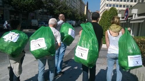 Volontariat éco-citoyen - Lyon 2ème
