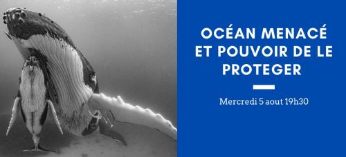 Océan menacé et pouvoir de la protéger