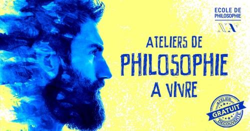 Philosophie A Vivre : Atelier Gratuit