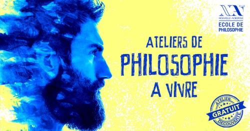 Philosophie à vivre : atelier gratuit (début du cycle)
