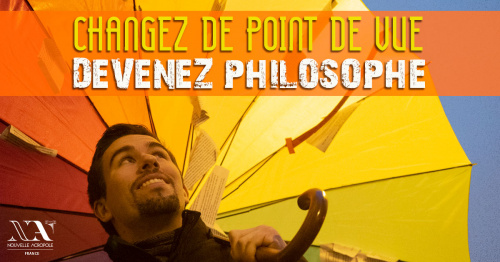 Formation en philosophie pratique d'Orient et d'Occident : 2ème cours