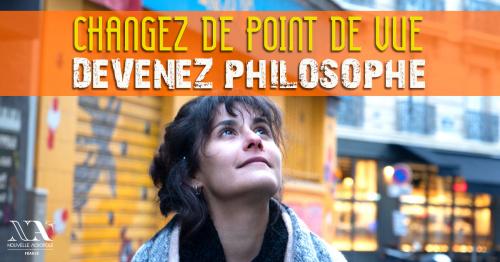 Présentation de la formation en philosophie pratique
