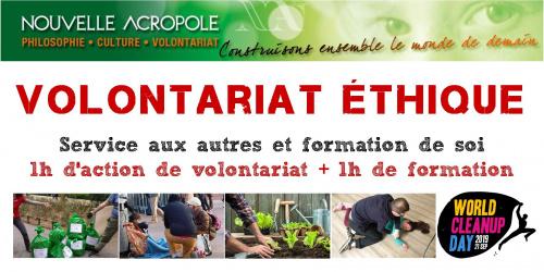 Volontariat éthique : service aux autres et formation de soi